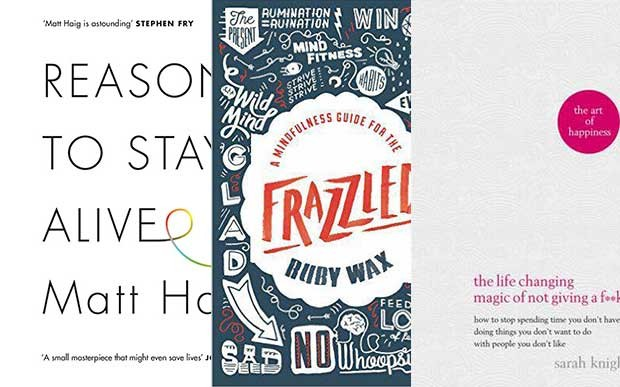 It's time to change your mind: books for a healthy brain