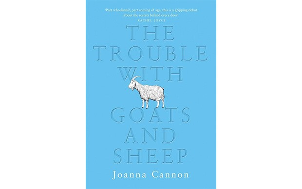 The Trouble with Goats and Sheep blog tour: Joanna Cannon short story