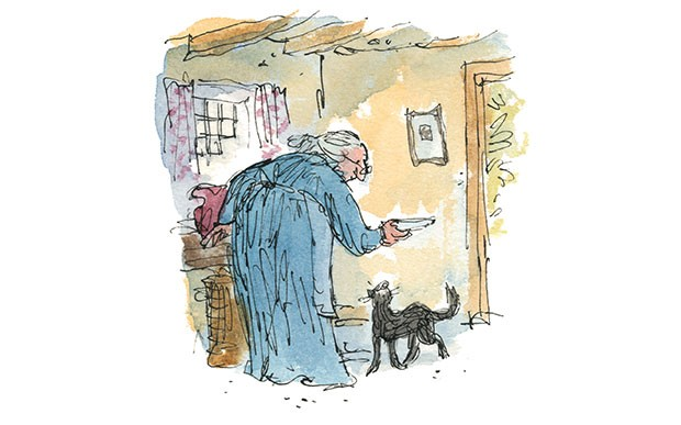 Extract: Rediscovered Beatrix Potter story to be illustrated by Quentin Blake