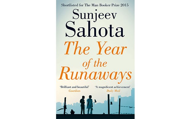 Sunjeev Sahota's Life in Books