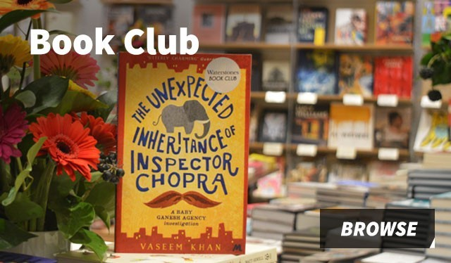 The Waterstones Book Club