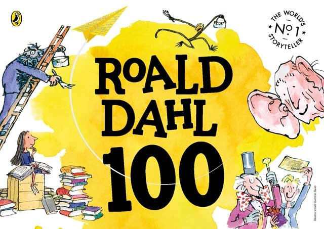 Roald Dahl turns 100
