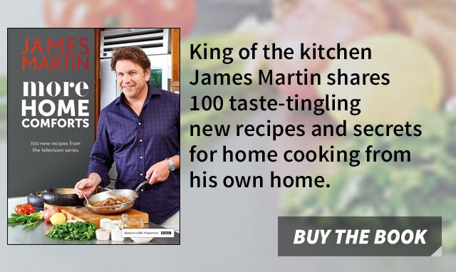 More Home Comforts by James Martin