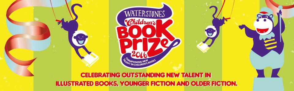 The Waterstones Children's Book Prize