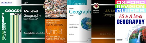 Geography study guides