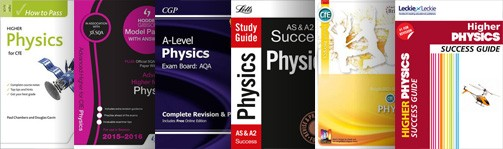 Physics study guides