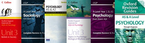 Psychology & Sociology study guides