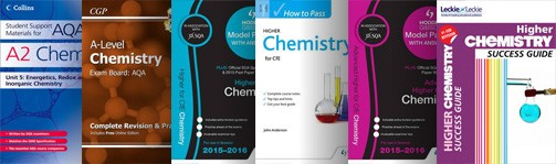 Chemistry study guides