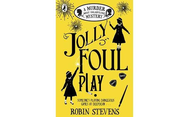 Jolly Foul Play: How to Construct the Perfect Mystery