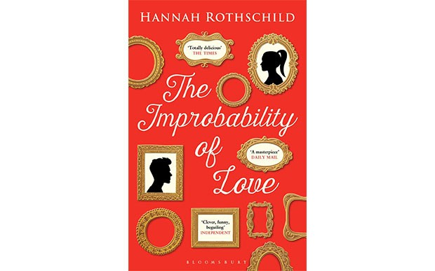 Fiction Book of the Month: The Improbability of Love