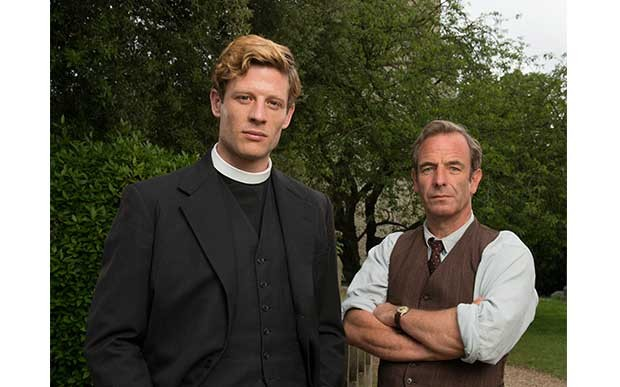 Grantchester: from page to screen
