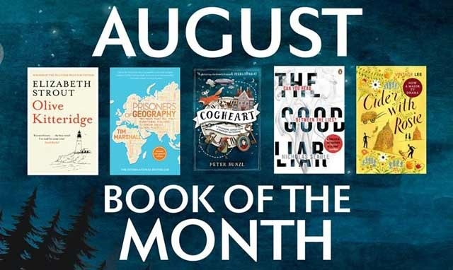 August Books of the Month