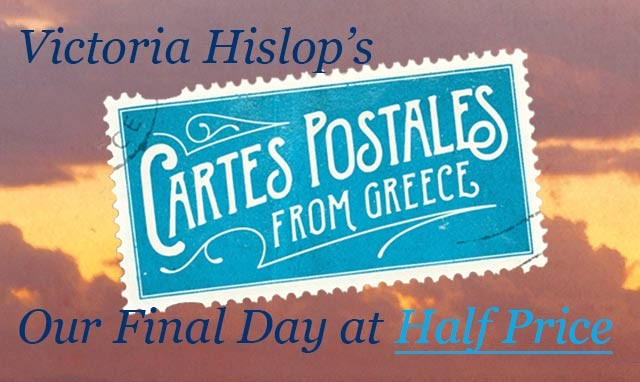 Victoria Hislop's Cartes Postales From Greece
