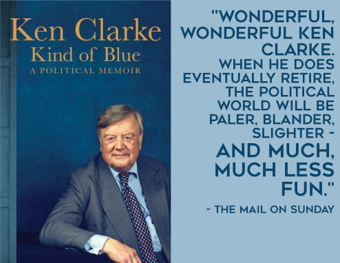 Ken Clarke: Kind of Blue