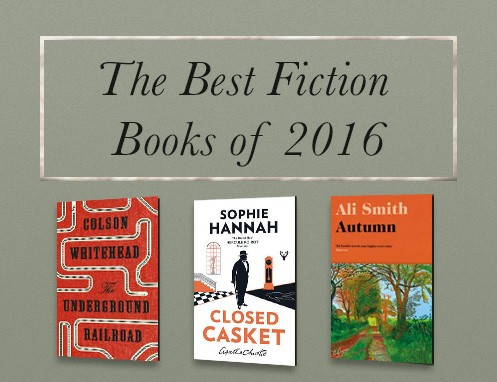 The Best Fiction Books of the Year