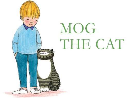 Mog the Cat Books