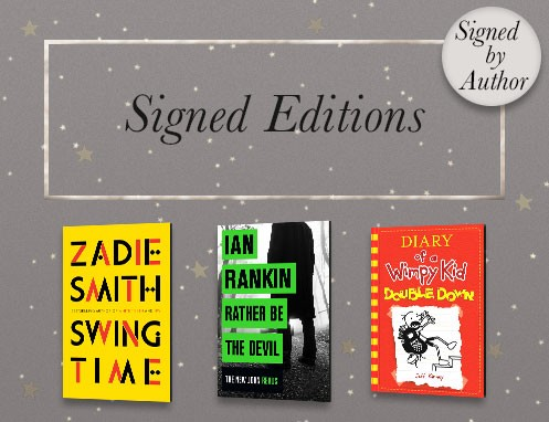 Signed Editions