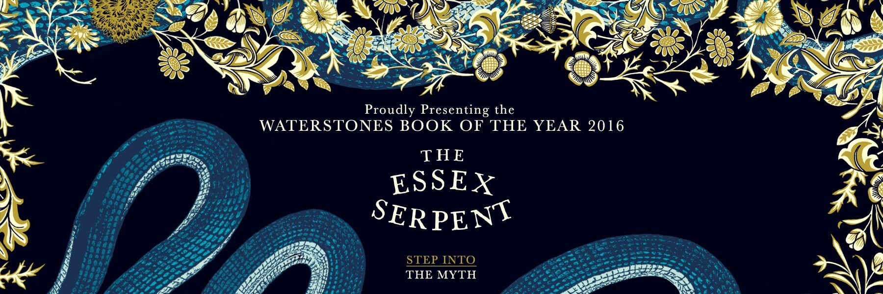 Proudly Presenting the Waterstones Book of the Year 2016