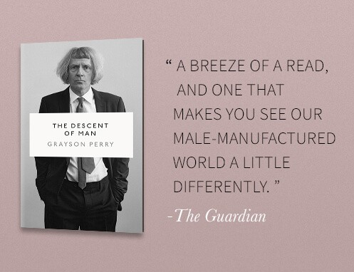 """A breeze of a read, and one that makes you see our male-manufactured world a little differently."" - The Guardian"