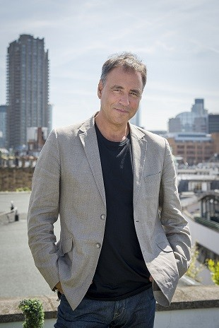 Anthony Horowitz © Jon Cartwright